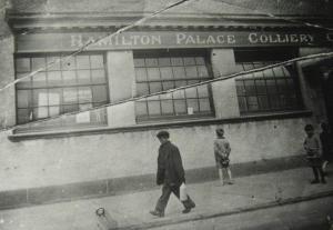 Hamilton Palace Colliery - 1908