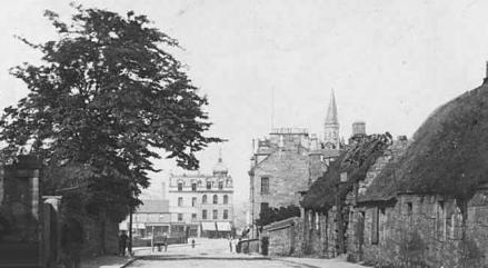 Quarry Street - 1870